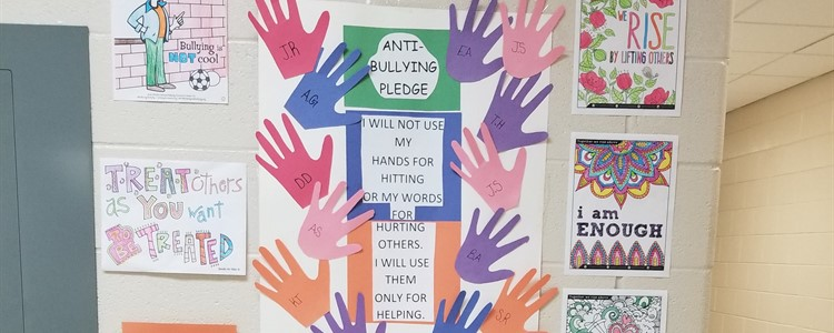 We Commit to Stop Bullying!
