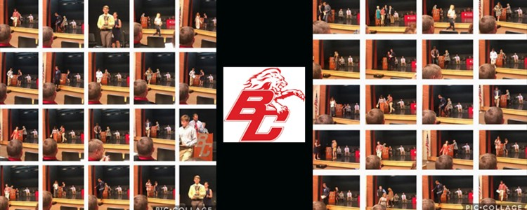 Class of 2019 Boyd County High School Awards Ceremony