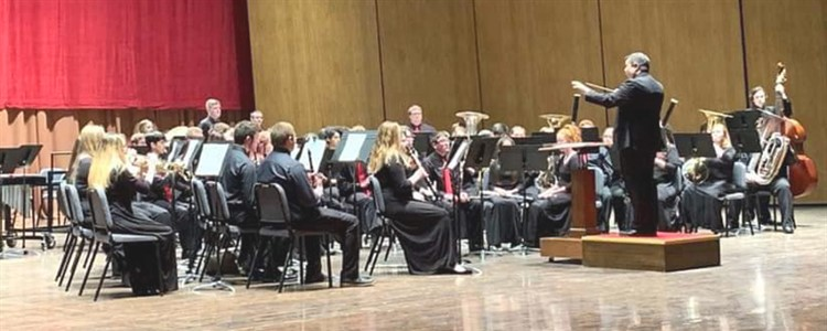 Boyd County High School Concert Band earns top rating at the Kentucky Music Educators Association Concert Band Assessment