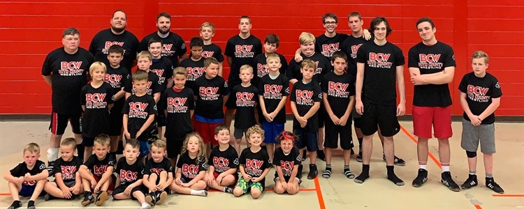 2nd Annual Boyd County Youth Wrestling Camp