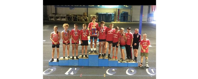Boyd County High School Boys Cross Country Team
