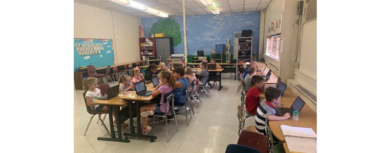 Cannonsburg Elementary STAR Testing