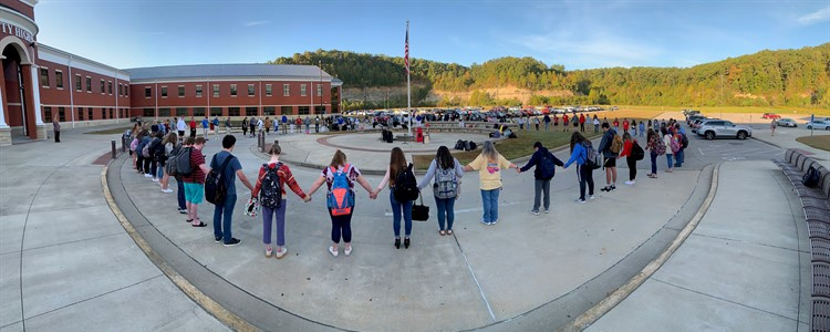 Boyd County High School - See You at the Pole!