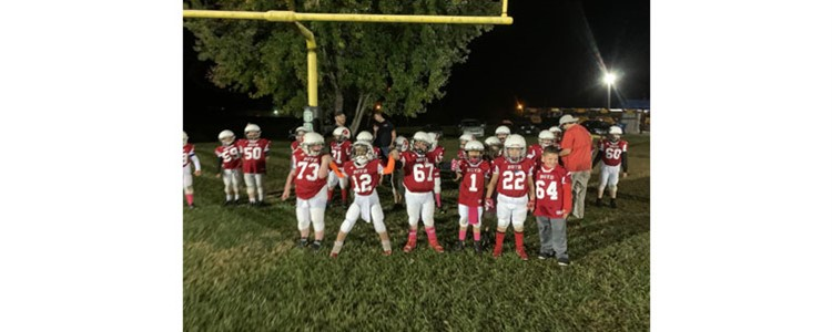 Youth Football - GC Bowl Champions