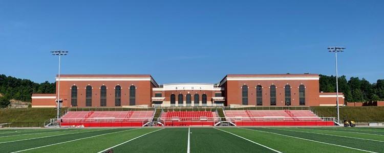 Boyd County High School Athletic Field