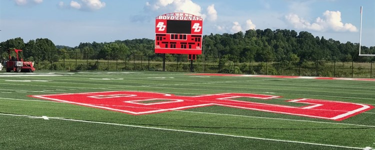 Boyd County Athletic Field