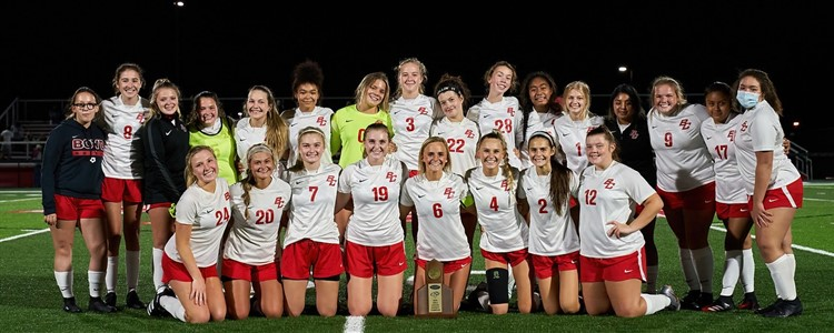 Congratulations Boyd County Girls Soccer - 63rd District Champions!
