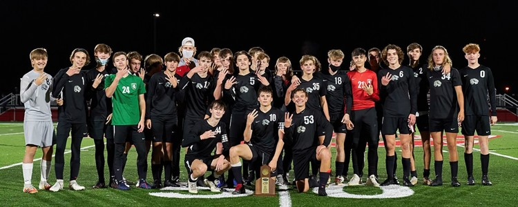 Congratulations Boyd County Boys Soccer - 63rd District Champions!