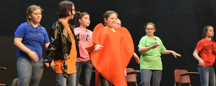 Schoolhouse Rock LIVE!, Jr. performance.