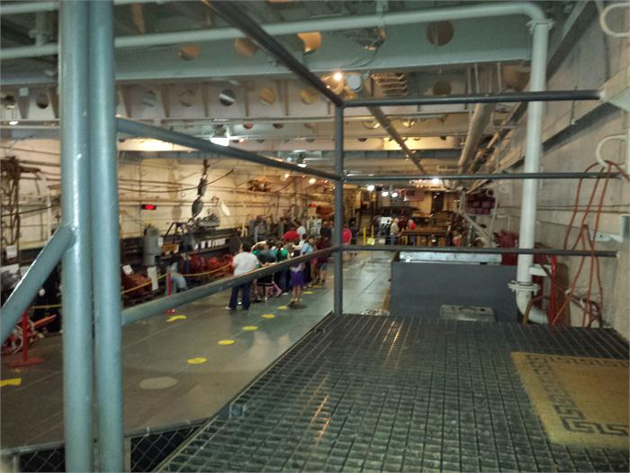 WWII Landing Craft Tour